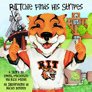 RITchie Finds His Stripes